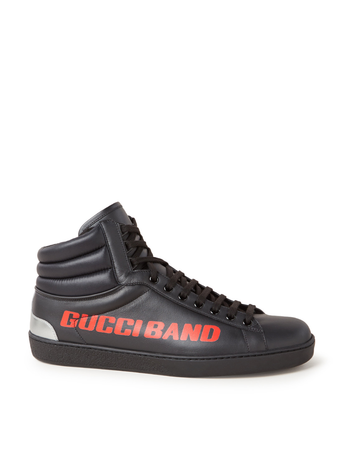 Gucci New Ace sneaker van leer