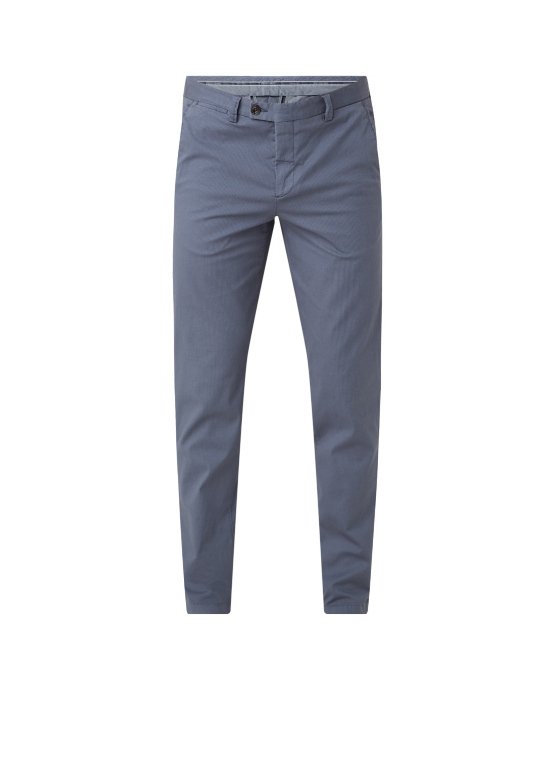 Profuomo Slim fit chino met stretch