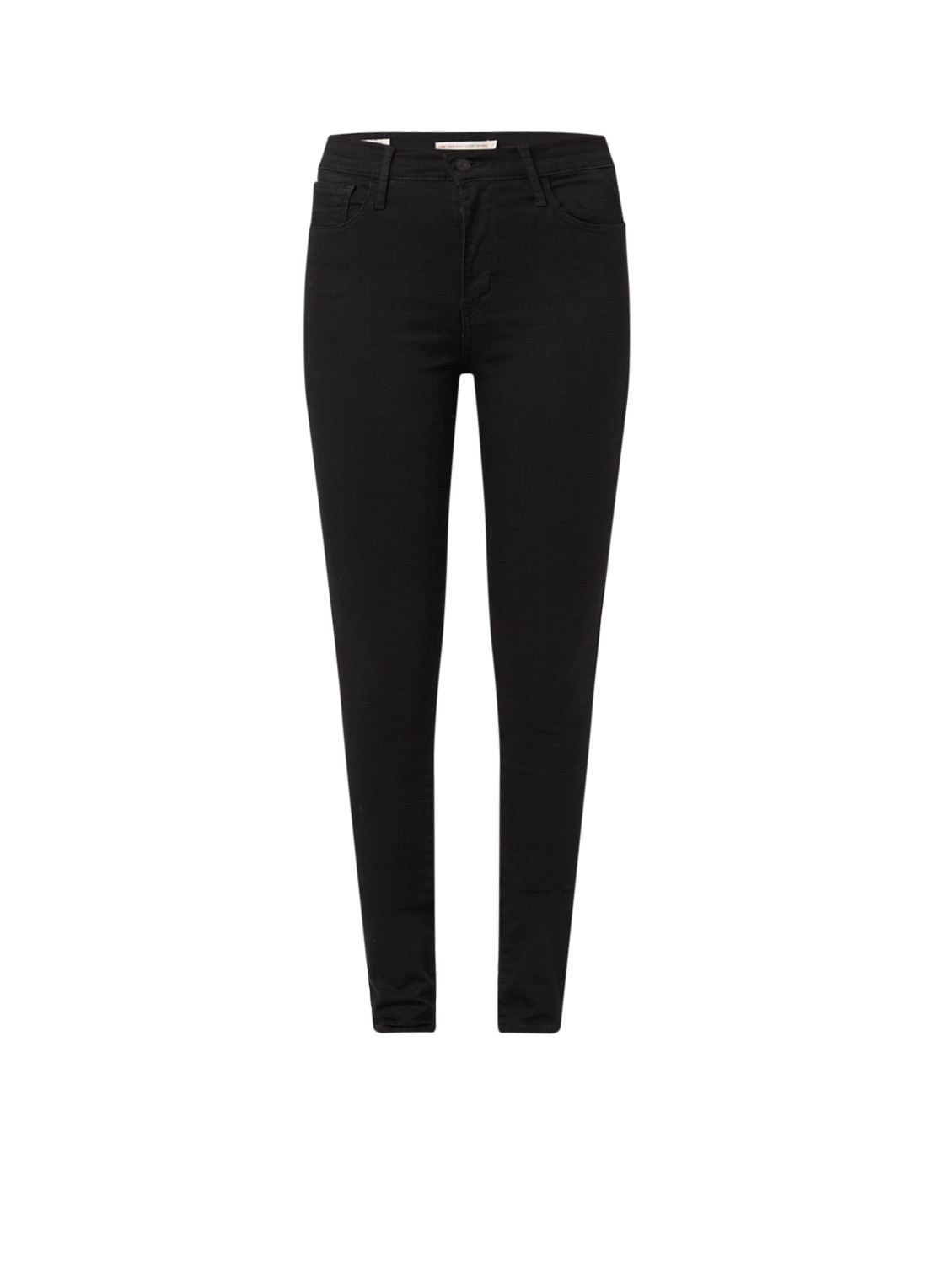 720 high waist skinny fit jeans met stretch