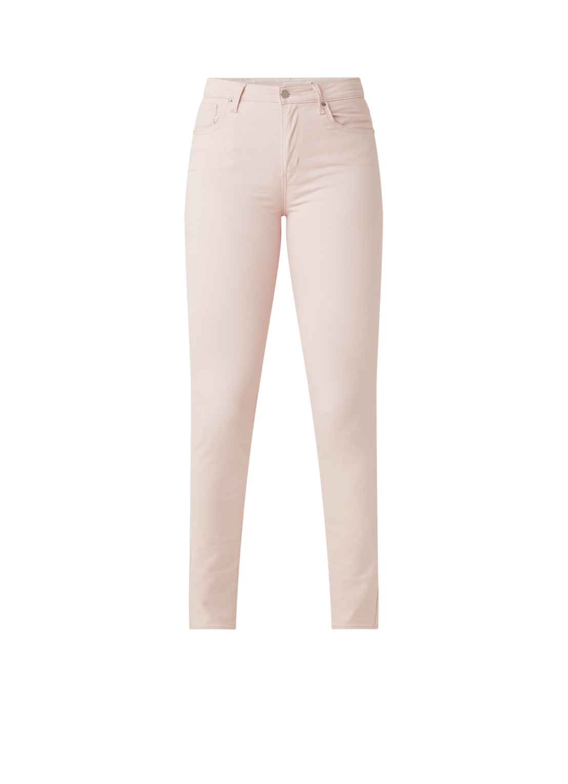 721 High waist skinny fit jeans met stretch