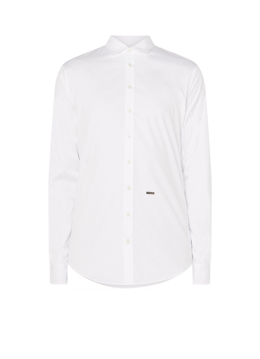 Dsquared2 Slim fit overhemd met stretch