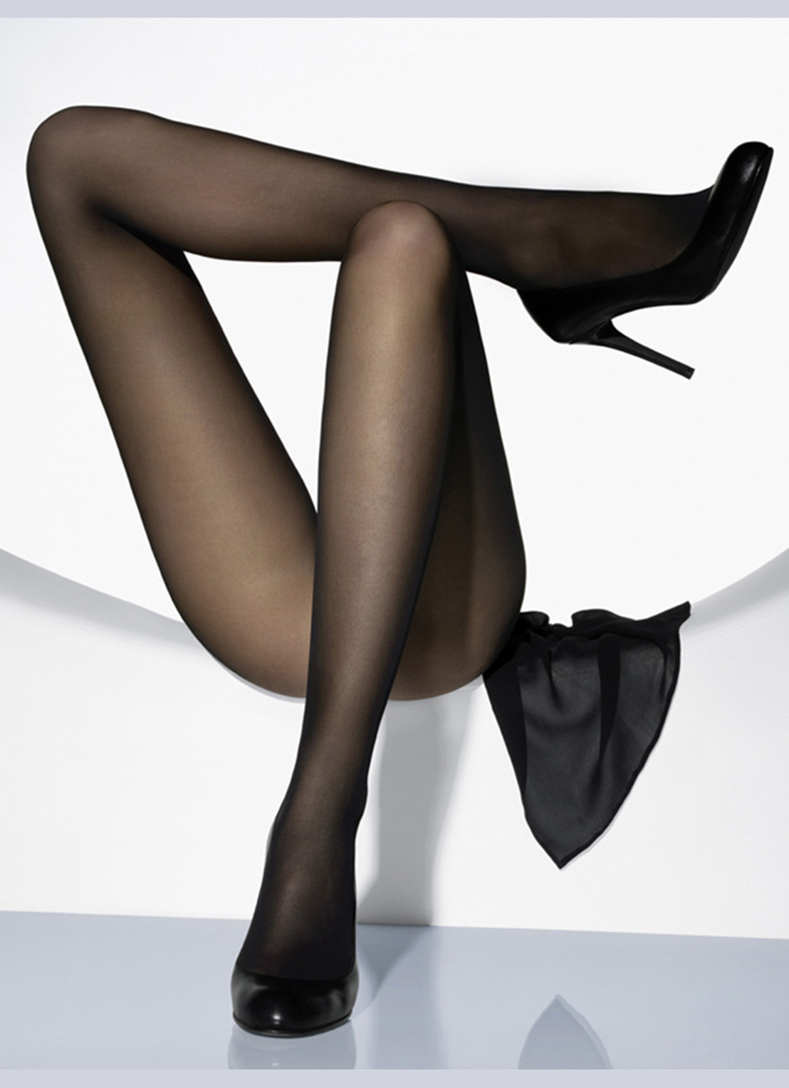 Wolford Individual panty in 20 denier