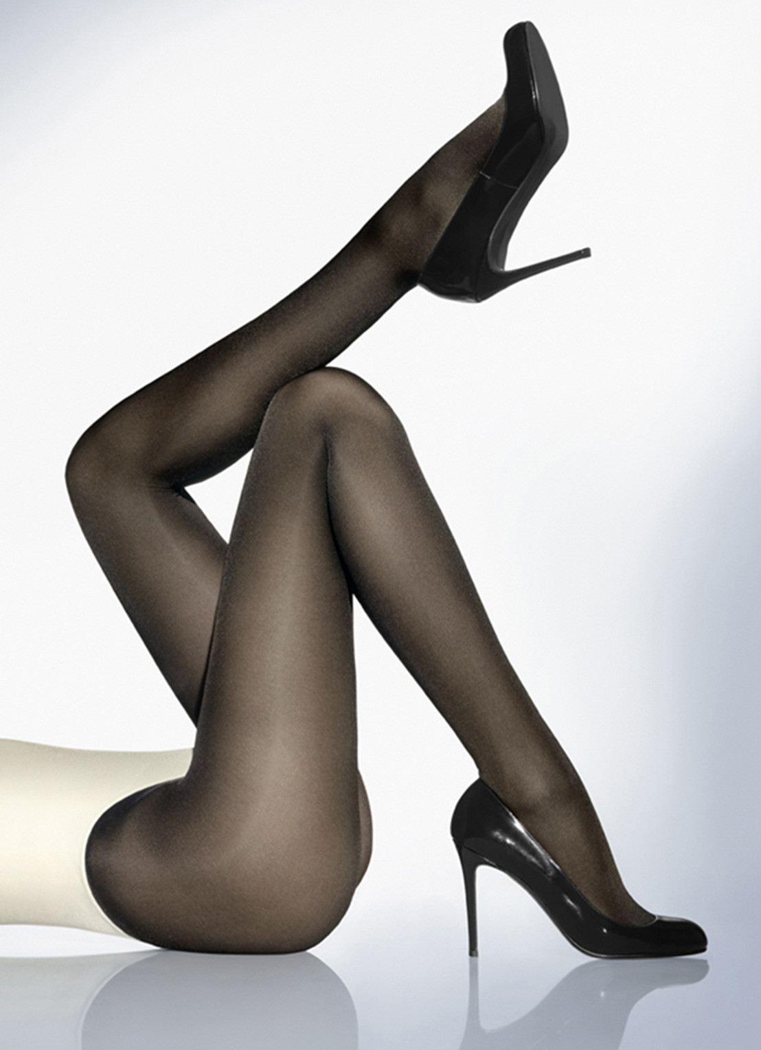 Wolford Satin Opaque panty in 50 denier