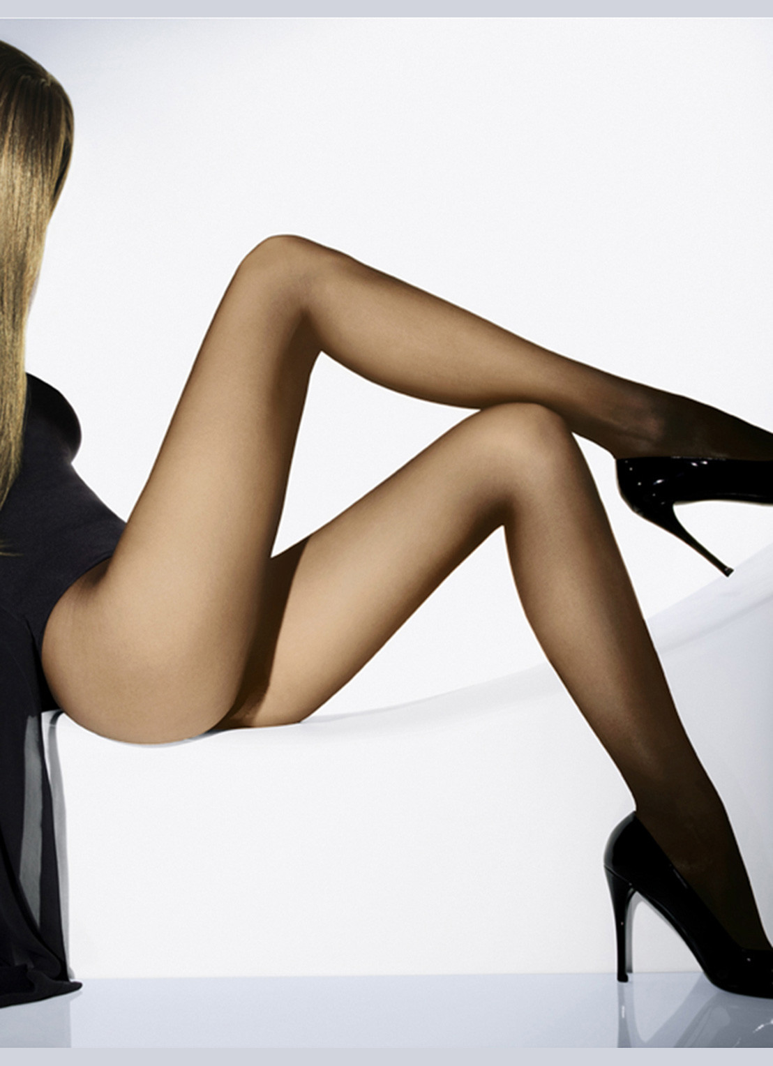 Wolford Individual panty in 10 denier