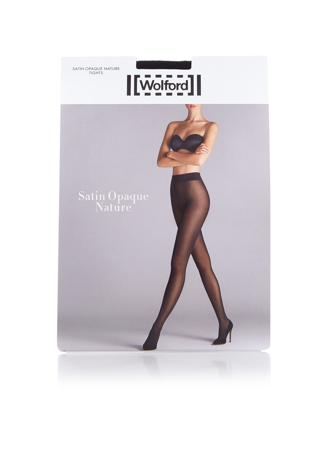 Wolford Satin Opaque Nature panty