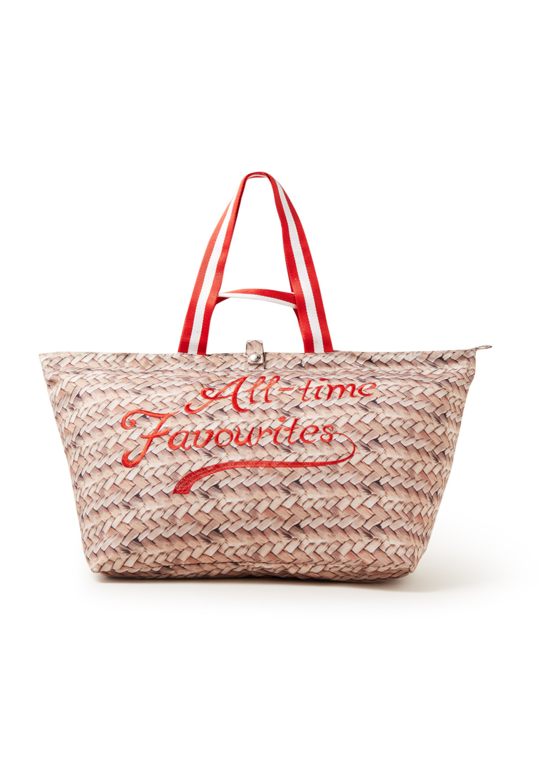 All-Time Favourites Shopper met logoborduring kopen