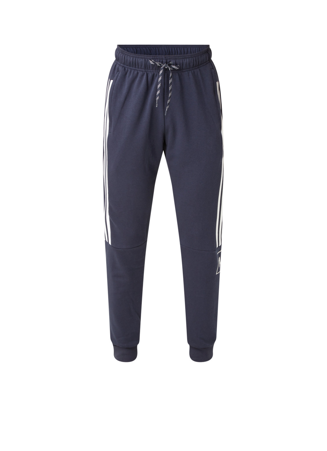 adidas Tapered fit joggingbroek met logoband