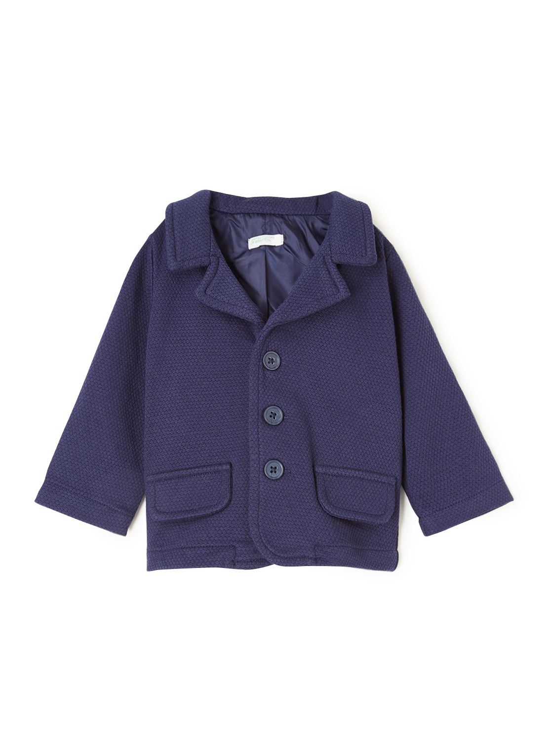 Benetton Blazer met stretch