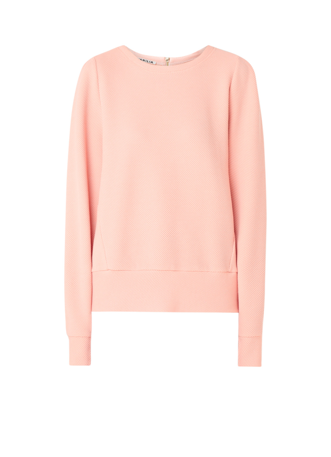 Vanilia Loose fit sweater met pofmouw
