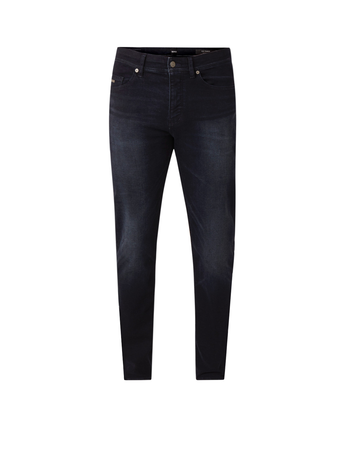 HUGO BOSS Taber 040 tapered fit jeans met stretch