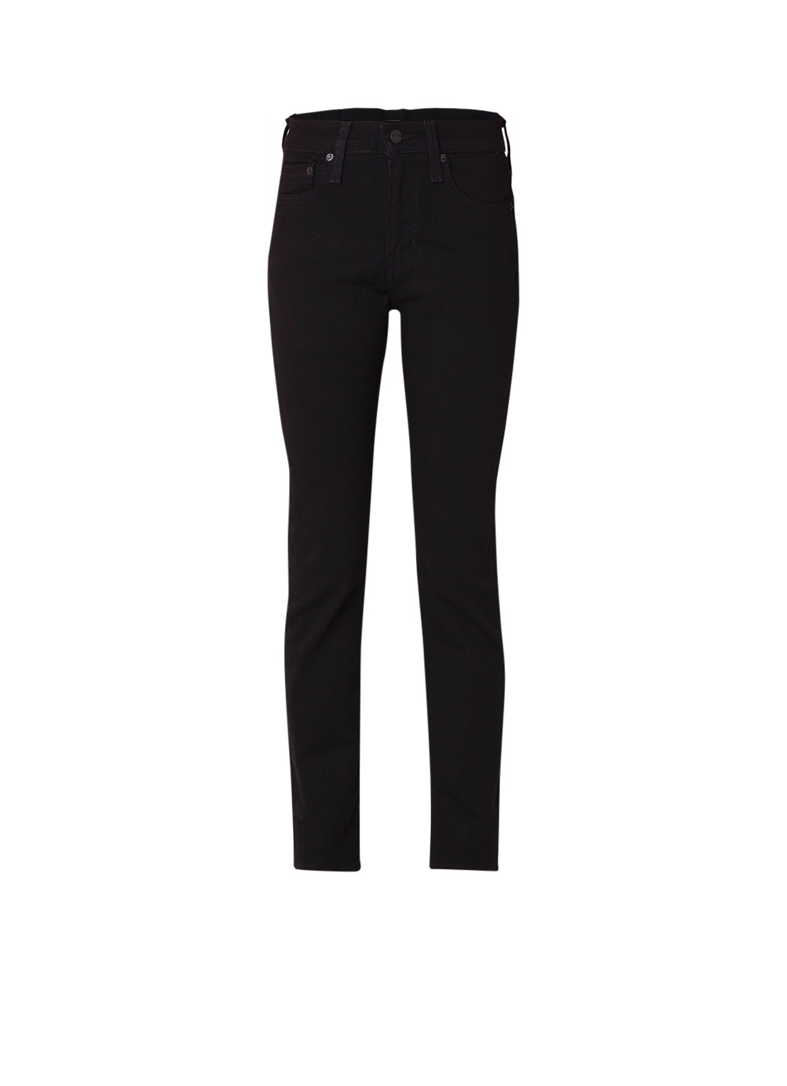 510 high waist skinny fit jeans met stretch