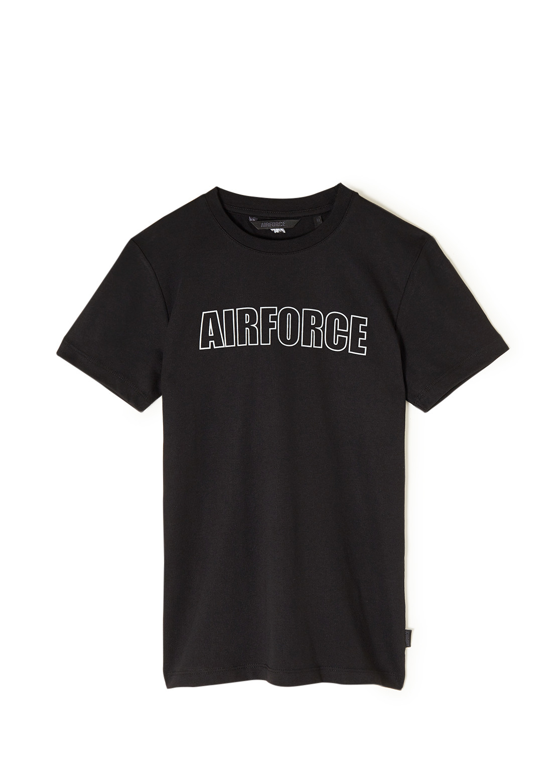 Airforce T-shirt met logoprint