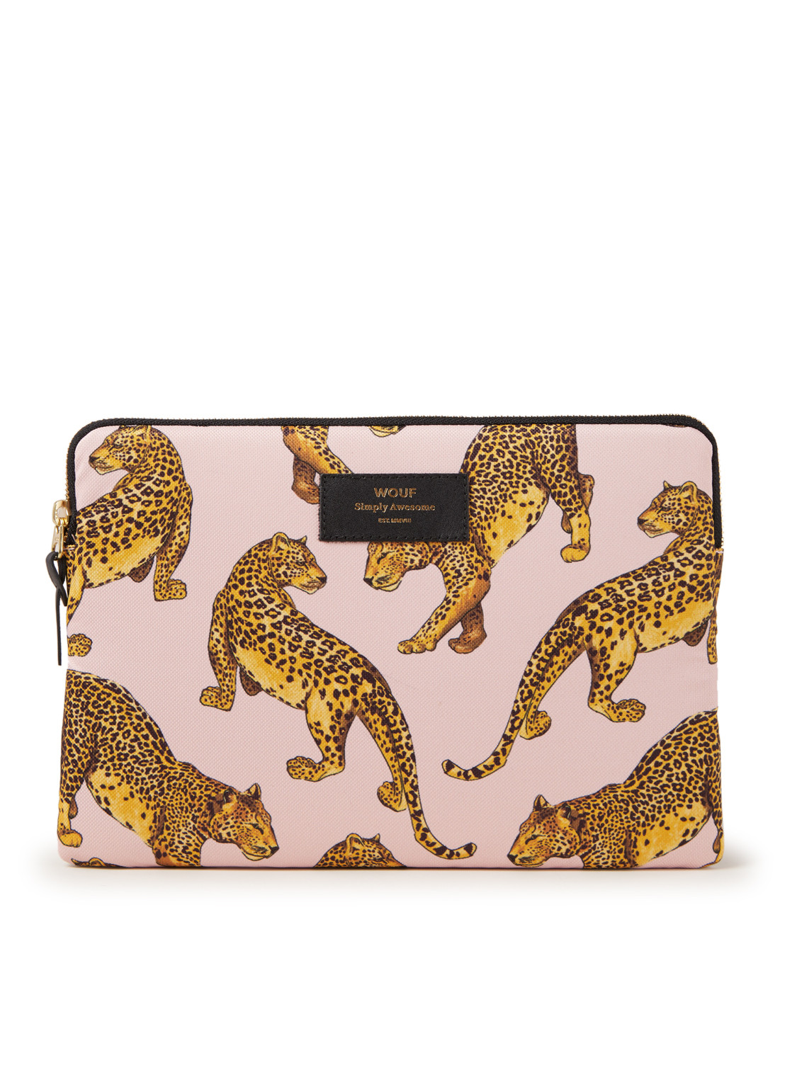 Wouf Leopard tablethoes 10.5 inch