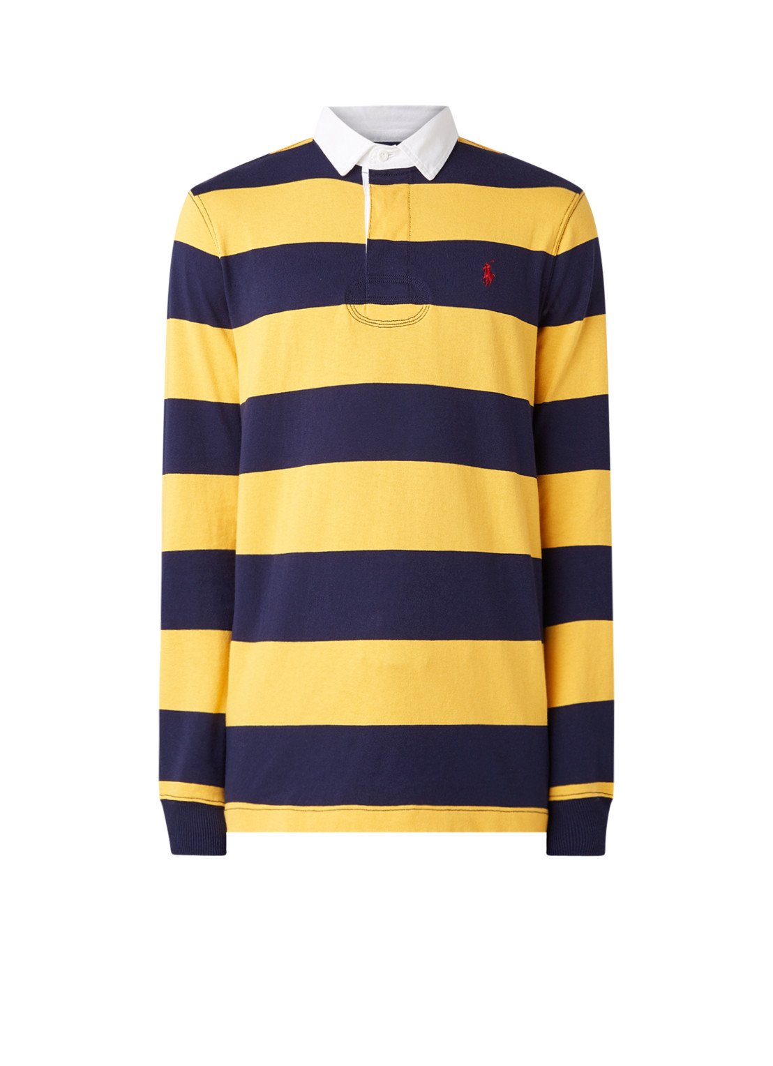 Ralph Lauren Regular fit polo met streepdessin