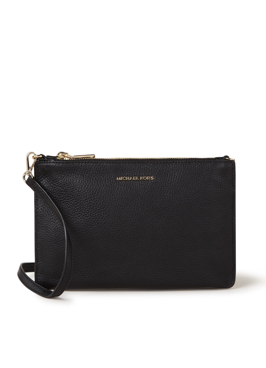 Michael Kors Crossbodies Large crossbodytas van leer